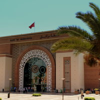 Marrakesh railway station