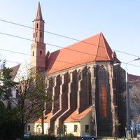 Church of St. Vincent, Wrocław