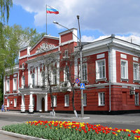 House of the Head of the Altai Mining District