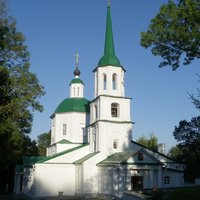 Church of the Theotokos of Tikhvin in Bryansk