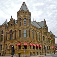 Fort Wayne Old City Hall Building