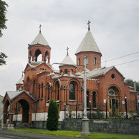 Saint Gregory the Illuminator church in Vladikavkaz