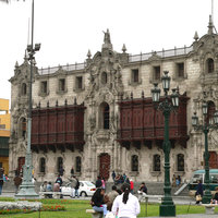 Archbishop's Palace of Lima