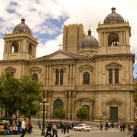 Cathedral Basilica of Our Lady of Peace, La Paz