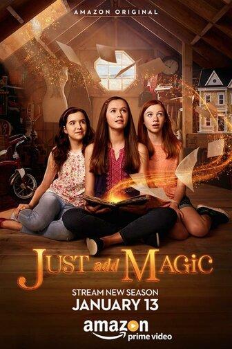 2 сезон 6 серия и немного волшебства смотрите онлайн на