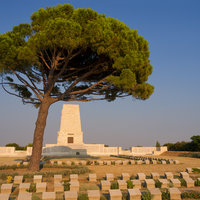 Lone Pine Commonwealth War Graves Commission Cemetery