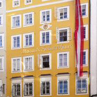 Mozart's birthplace