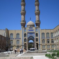 Jameh Mosque of Tabriz
