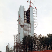 Saturn V Dynamic Test Stand