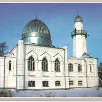 White Mosque, Tomsk
