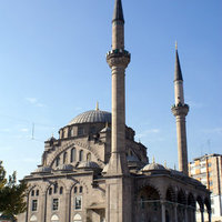 Grand Mosque of Bursa