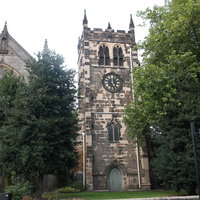 St Werburgh's Church, Derby