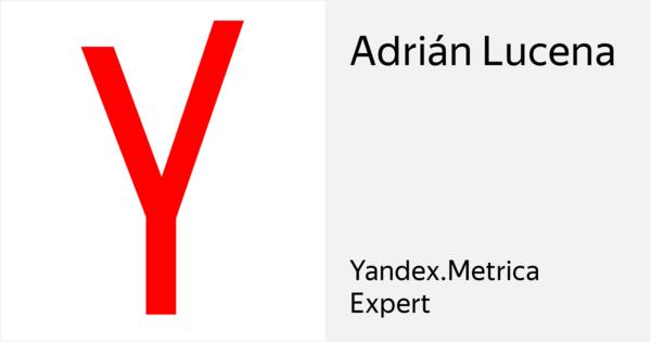 Adrián Lucena - Сертифицированный специалист