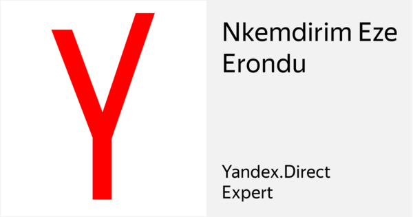 Nkemdirim Eze Erondu - Сертифицированный специалист
