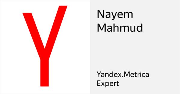 Nayem Mahmud - Certified specialist