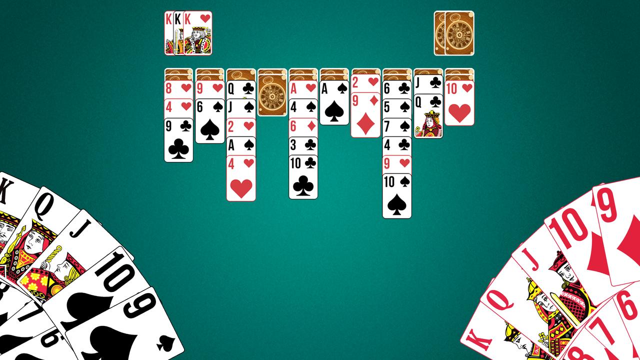 Солитер покер онлайн игровые автоматы от 100 рублей бесплатно