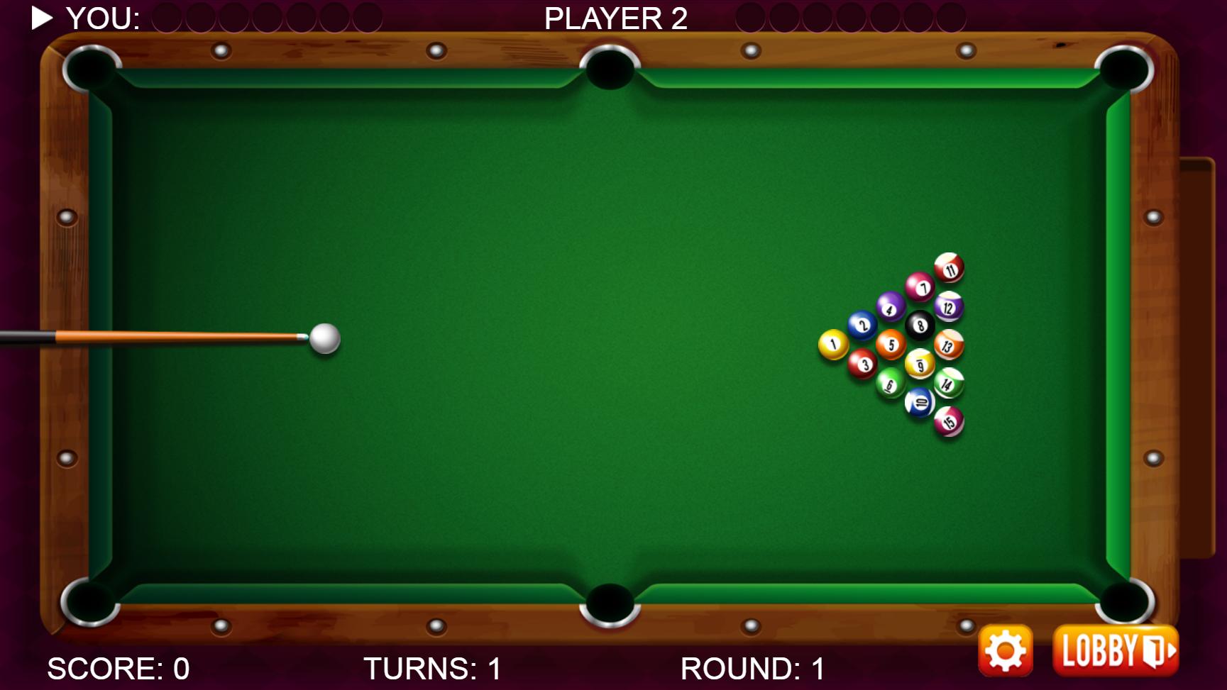 8 Pool Billiard