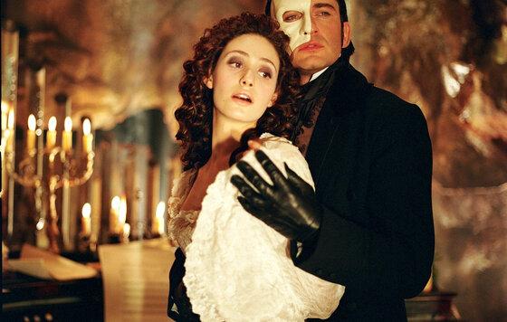 Рецензия к призрак оперы 6743