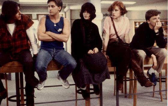Image result for «Клуб «Завтрак», 1985