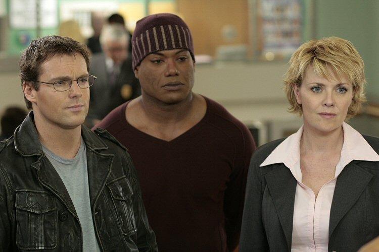 Звездные врата: ЗВ-1 (8 сезон) смотреть онлайн бесплатно ...