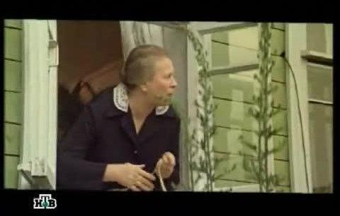 Жена соседа на сеновале