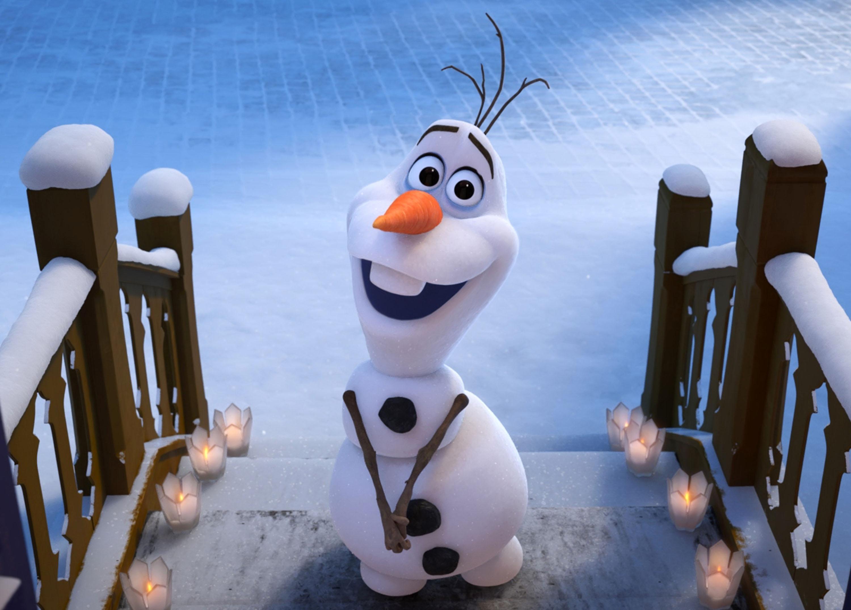 Посмотрите - Олаф и холодное приключение (Olafs Frozen Adventure, 2019) видео