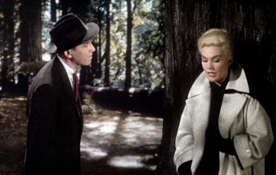 Картинки по запросу головокружение фильм 1958