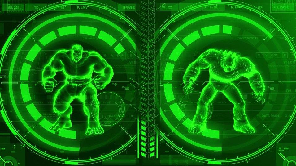 смотреть онлайн железный человек и халк союз героев