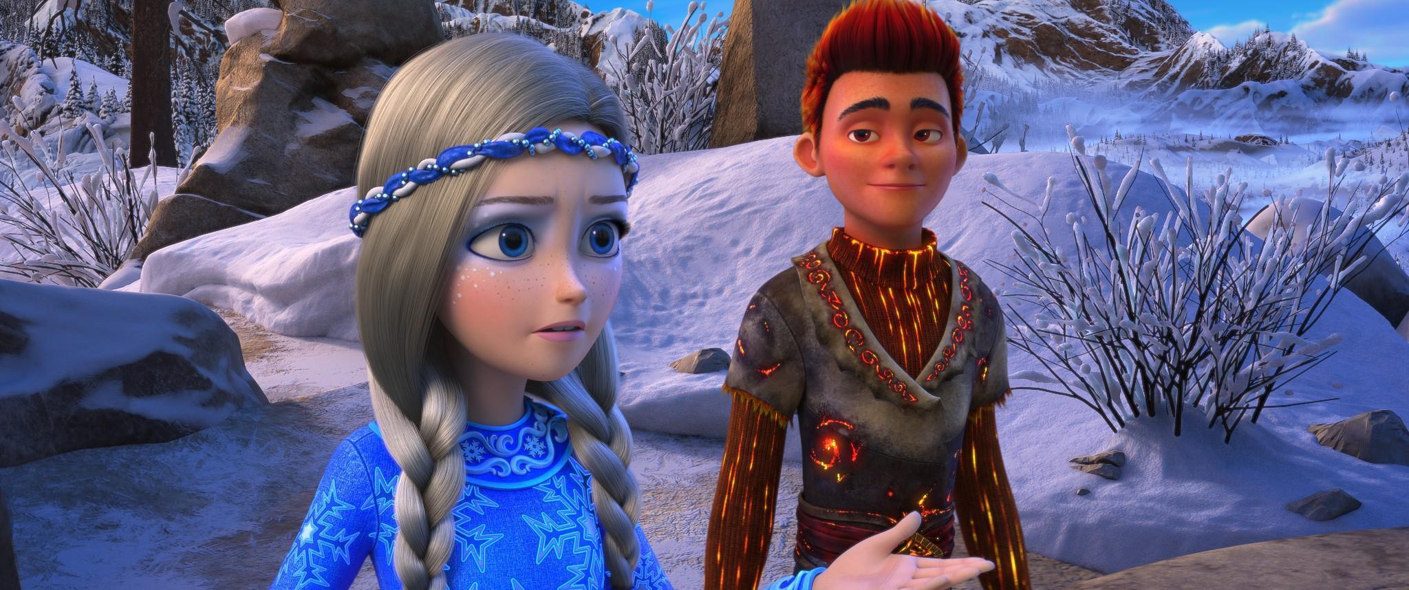 Снежная королева 3 смотреть бесплатно онлайн в хорошем