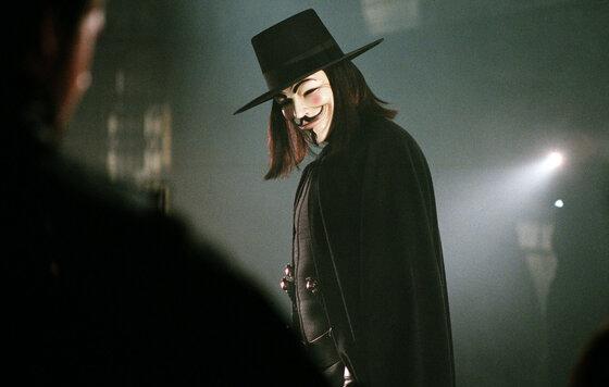 Картинки по запросу V for Vendetta