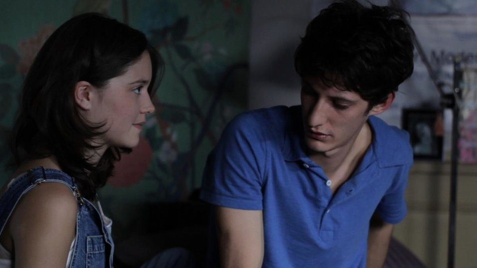 люблю смотреть на девушек (2011)