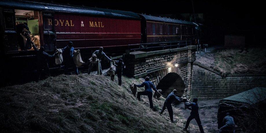 Картинки по запросу Великое ограбление поезда