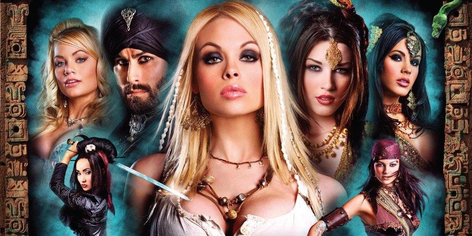Порно фильм пираты 2 смотреть