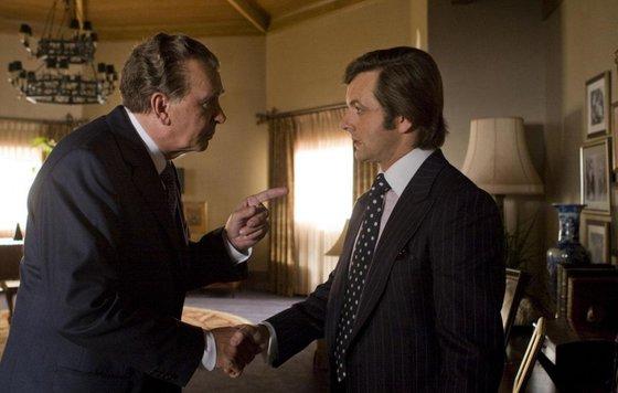 Кадр из Фрост против Никсона / Frost/Nixon (2008)