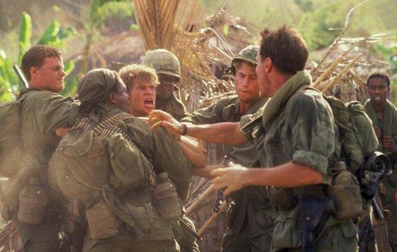 vietnam war in film oliver stone's