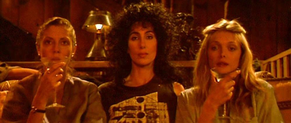 Кадры из фильма «Иствикские Ведьмы» / 1987