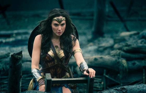 Кадр из Чудо-женщина / Wonder Woman (2017)
