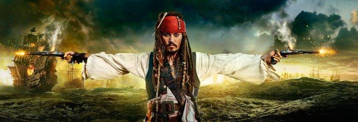 Пираты Карибского моря 4 На странных берегах 2011
