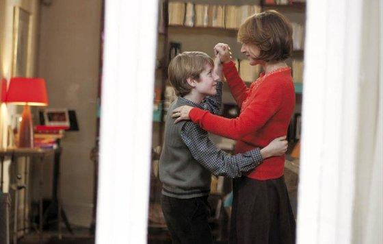 Пока папа на работе мама собласзнила своего сына