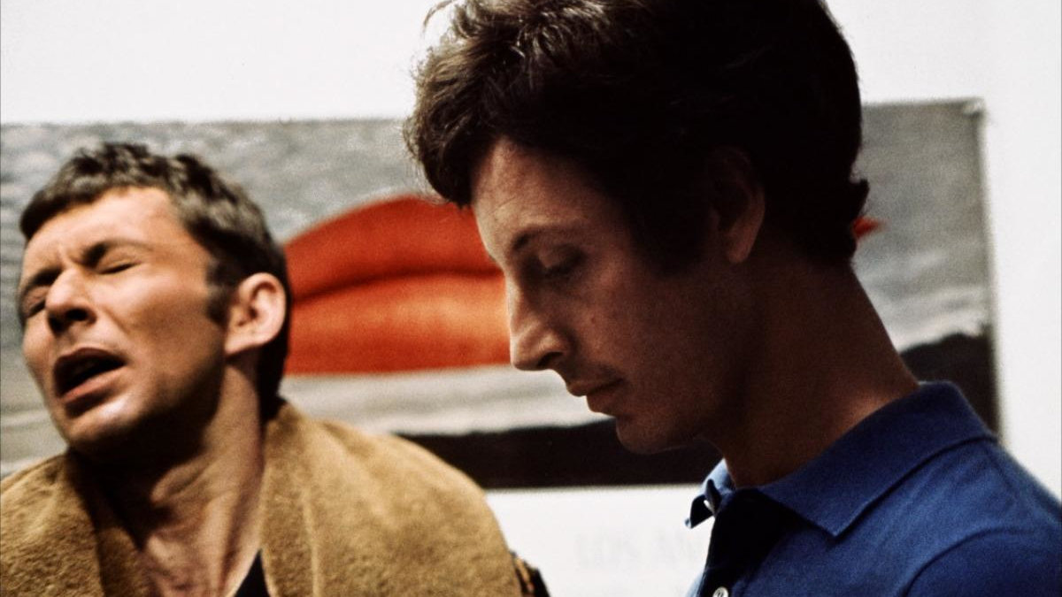 theme analysis in the boys in the band a movie by william friedkin