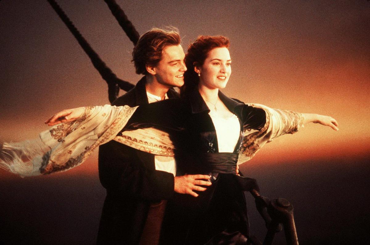 Титаник фильм по телевизору будет том джерри персонажи