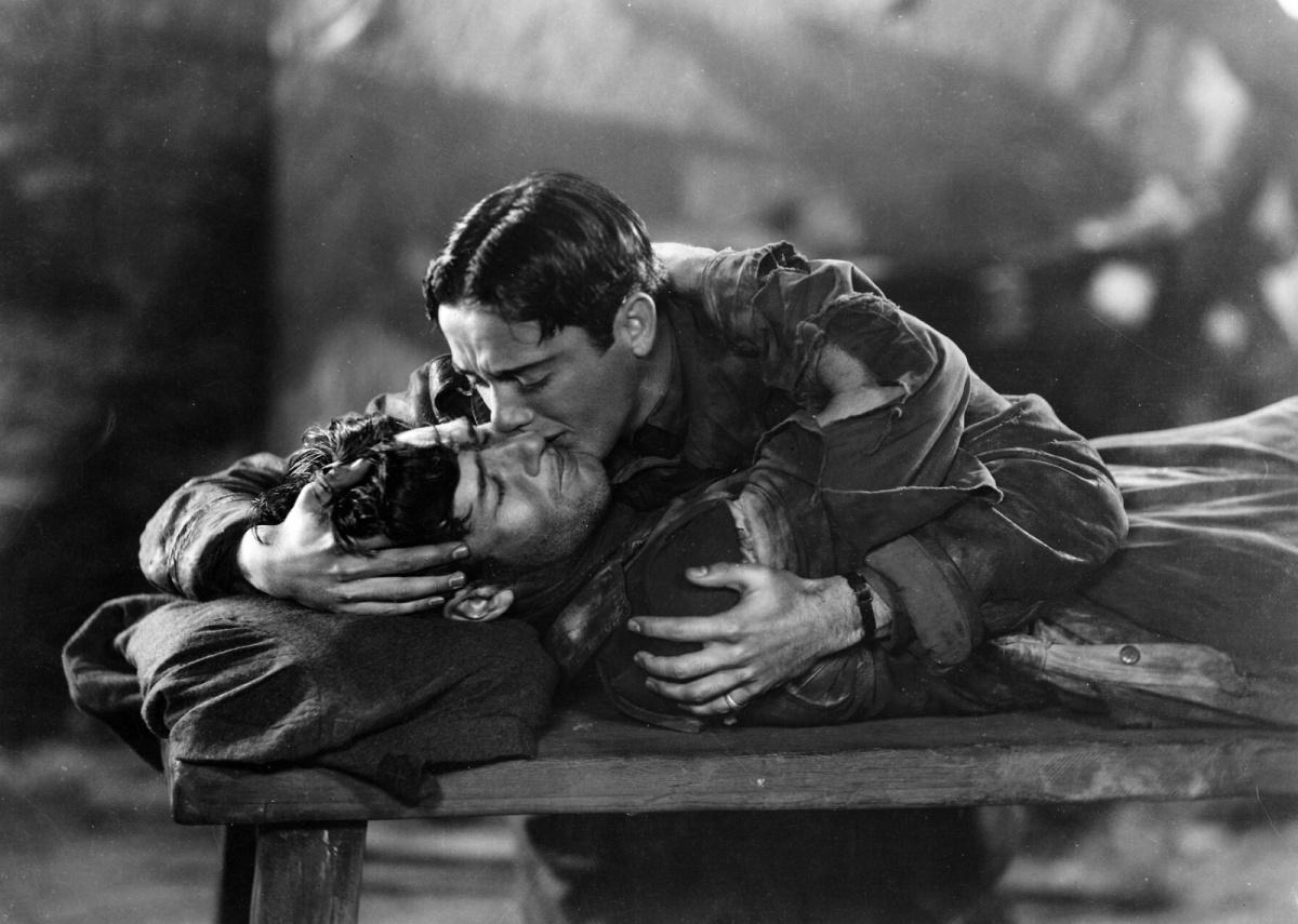 Крылья (1927) — Blu-ray трейлер — КиноПоиск