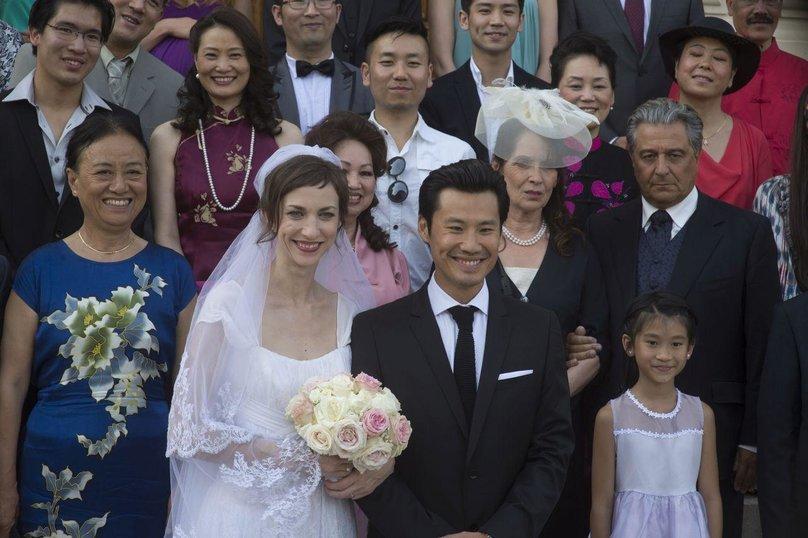 Французская комедия про свадьбу 4 дочерей которые 73