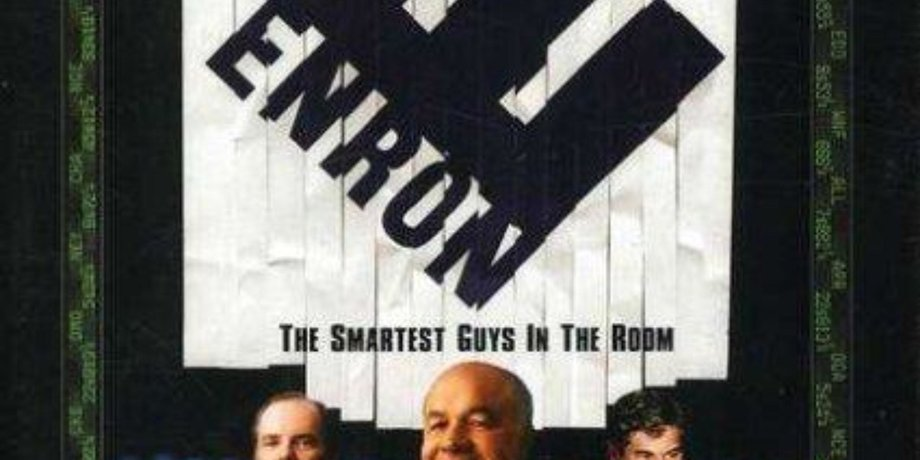 enron the smartest guys in the Watch enron: the smartest guys in the room (2005) online documentary exploring the rise and spectacular collapse of enron in 2001.