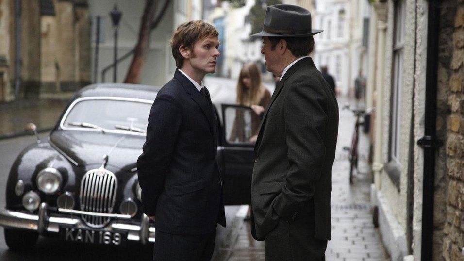 Детективы, криминал, штирлиц идёт по коридору, вот это всё... X538