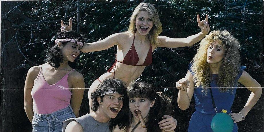 Смотреть онлайн Первые сексуальные опыты / The First Turn-On!! (1983)