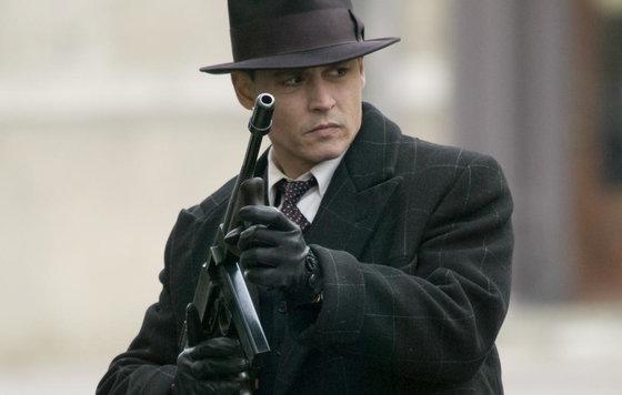 Джонни депп в роли гангстера смотреть онлайн