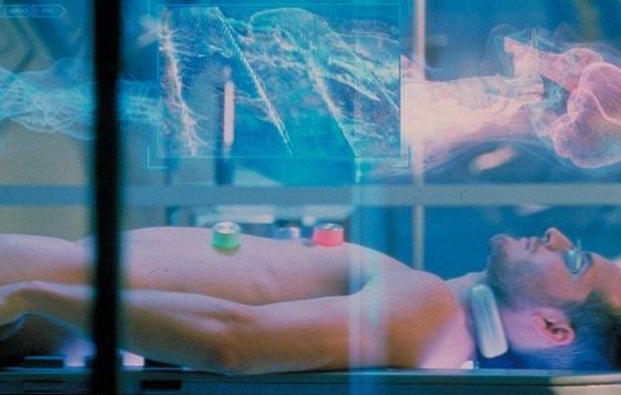 Секс С Робин Танни В Невесомости – Сверхновая (1999)