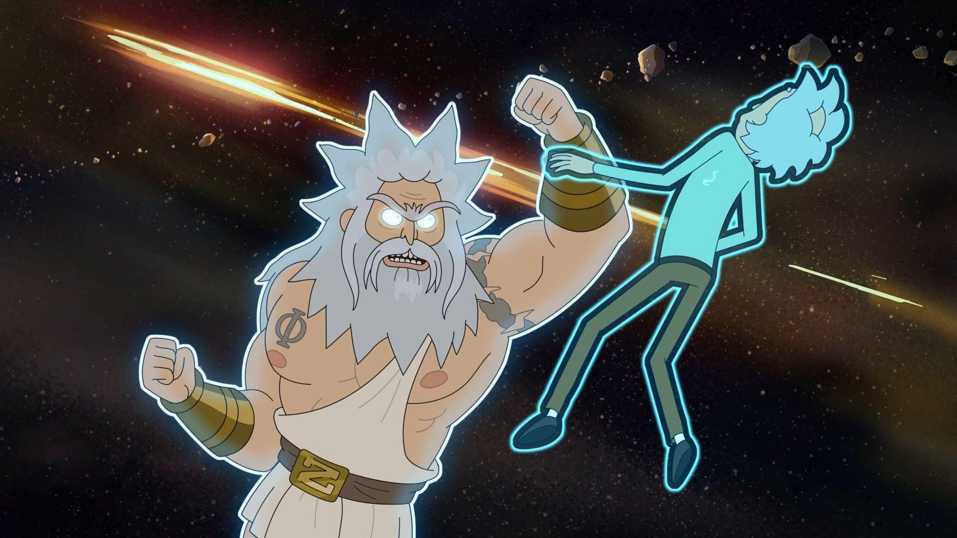 «Стражи Галактики» и бывшая Рика: Разбор 9-й серии нового сезона «Рика и Морти»