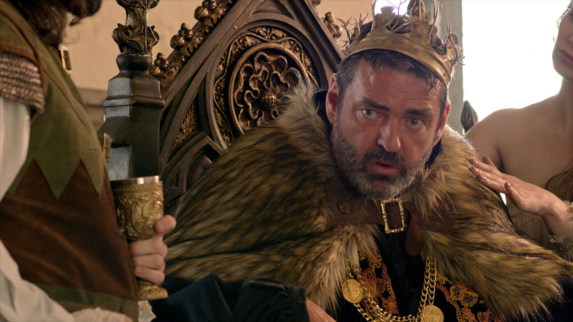 Шутки ниже трона: «Игра престолов» и другие объекты кинопародий